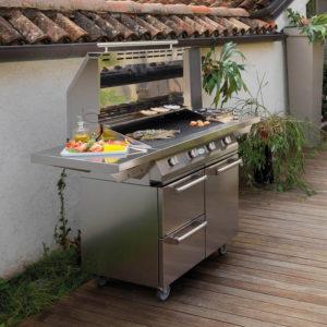 Alain – Palazzetti barbecue