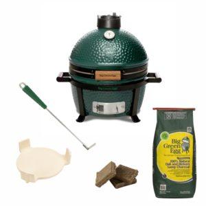 Startovací set gril MiniMax, Big Green Egg