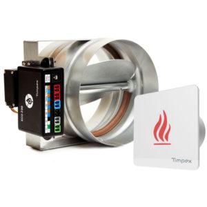 Automatická regulace hoření Timpex ECO 200